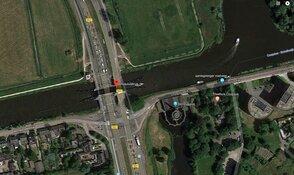 Cruquiusbrug twee weken gesloten voor onderhoud