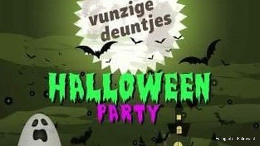 Halloween: Vunzige Deuntjes Wasserette Bloody Backstage