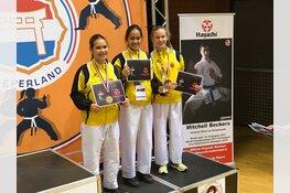 Zestien prijzen tijdens Dutch Open for Youth