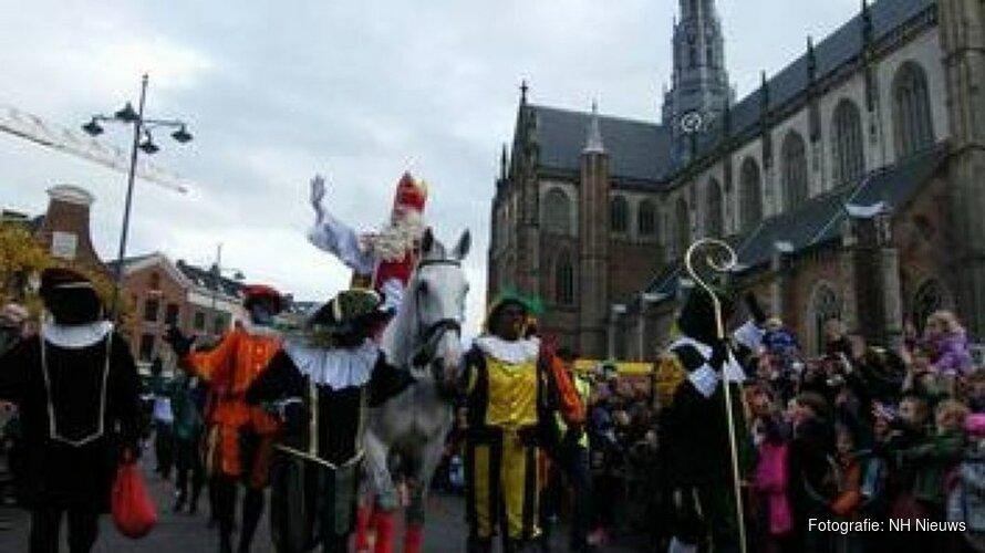 Haarlemse burgemeester kan Sint niet begroeten door zware bewaking