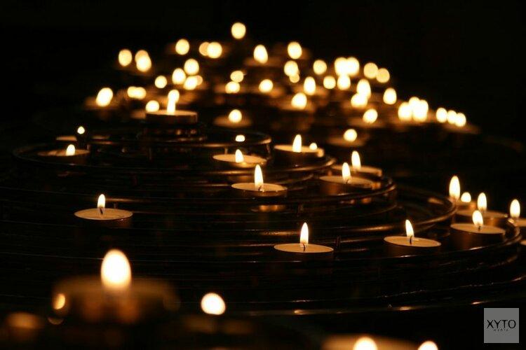 Eerste lichtjesavond in Bloemendaal op kortste dag