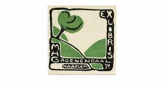 Haarlem uit de boeken – Ex libris van Haarlemse verzamelaars