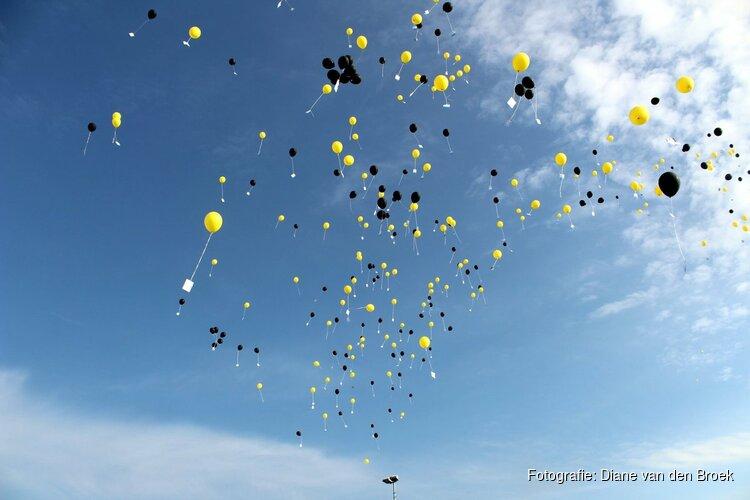 Gemeente Heemstede verbiedt oplaten ballonnen