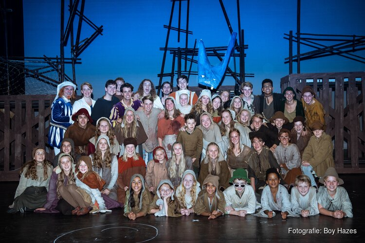 Familiemusical Kruistocht in Spijkerbroek opnieuw in het theater!