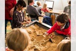 Recordaantal bezoekers in 2018 voor het Archeologisch Museum Haarlem