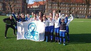 RKVV DEM teams winterkampioen