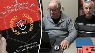 """Clubmannen trots op 100-jarig jubileum voetbalvereniging: """"De Kennemers is ons leven"""""""