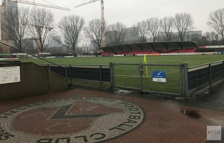 Geen doelpunten bij AFC-Koninklijke HFC