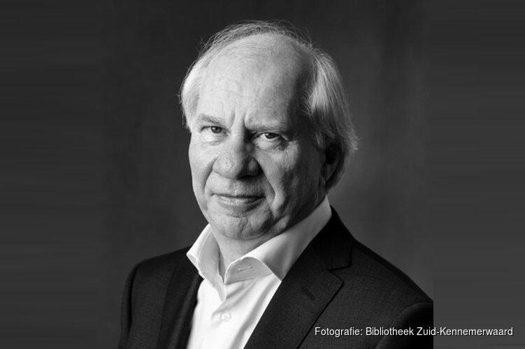 Jan Brokken en Berlage Saxophone Quartet
