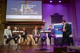 Lijsttrekkersdebat Haarlem: Sport & Cultuur geen wisselgeld meer