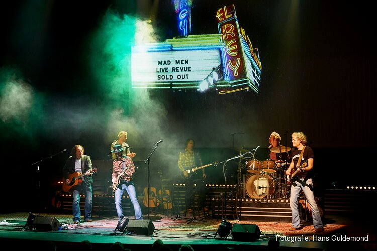 Dutch Eagles steengoede vertolkers The Eagles bij het Kennemer theater