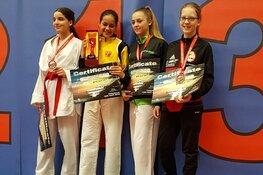 Kenamju Karate behaald 9 prijzen tijdens de internationale ww-cup