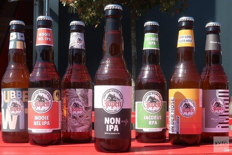 Craft brouwerij Jopen met 7 awards grootste winnaar tijdens Dutch Beer Challenge 2019