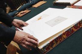 Teylers Museum staat stil bij 500e verjaardag Leonardo da Vinci