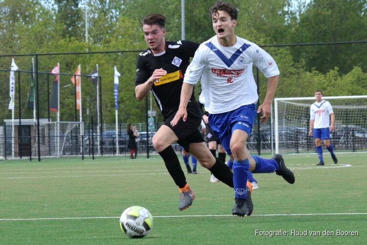 DEM wint moeilijke wedstrijd tegen degradant RKHVV uit Huissen