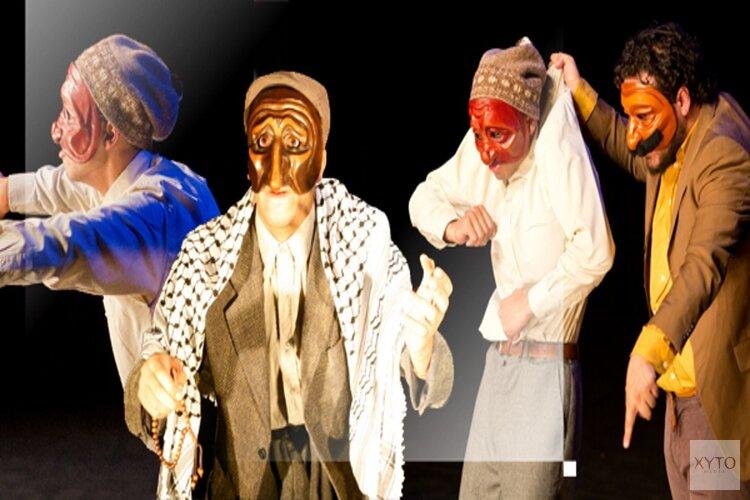 Een culturele ontmoeting met betoverend maskertheater