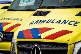 Ongeluk in Haarlem: motorrijder met ernstig letsel naar ziekenhuis