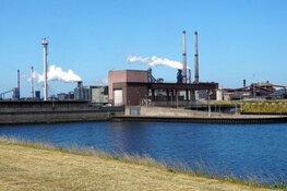 Grafiet vrijgekomen bij Tata Steel, bedrijf stuurt waarschuwingsbericht