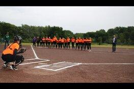 Verslag van het Nederlands softbalteam U16
