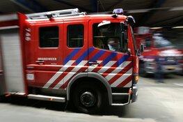 Vrouw gewond bij autobrand na blussen met tuinslang