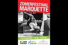 Zomerfestival Marquette op zondag 21 juli 2019