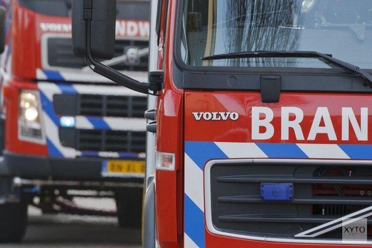 Groot alarm vanwege duinbrand bij Wijk aan Zee