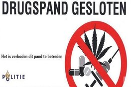 Gemeente sluit drugspand Santpoortse Dreef