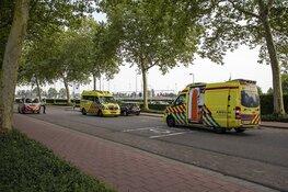 Fietsster gewond bij lelijke valpartij in Heemstede