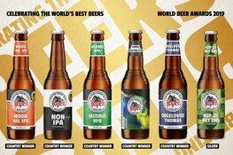 Jopen excelleert in IPA-categorie tijdens World Beer Awards 2019