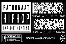 Patronaat presenteert nieuw platform: Patronaat Hiphop