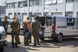Urenlang politieonderzoek aan de Wateringweg in Haarlem