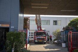 Hulpdiensten groots in actie na rookpluim Haarlemse Waarderpolder