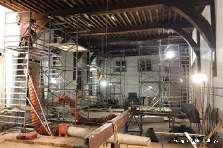 Unieke kans: het Dolhuys open tijdens restauratie