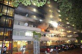 Politieonderzoek bezig in ontplofte flatwoning in Haarlem