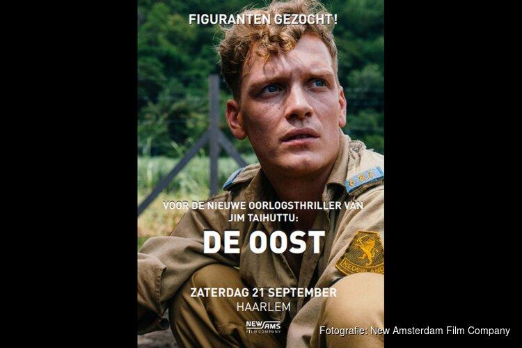 Figuranten gezocht voor nieuwe oorlogsfilm 'De Oost'