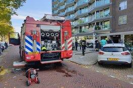 Wasdroger in brand in flat Heemskerk