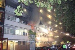 Politie weet na 14 dagen nog altijd niet wie omkwam bij Haarlemse flatbrand