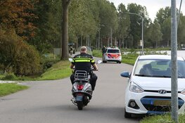Jongen gewond na val met snorscooter in Haarlem