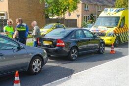 Drie auto's betrokken bij kop-staartaanrijding in Beverwijk