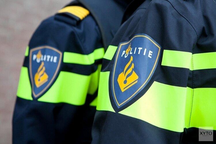 Politieman geslagen in Castricum