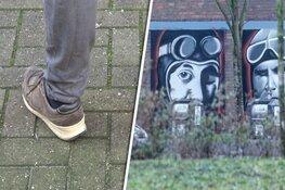 Dag van de protestmars in Beverwijk: dit veroorzaakte de Pilotenbende tot nu toe