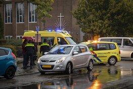 Fietser gewond na botsing met auto in Haarlem-Noord
