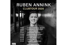Ruben Annink opnieuw de clubs in