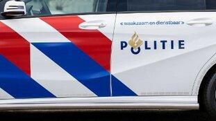 Politie reageert op incident na protestmars