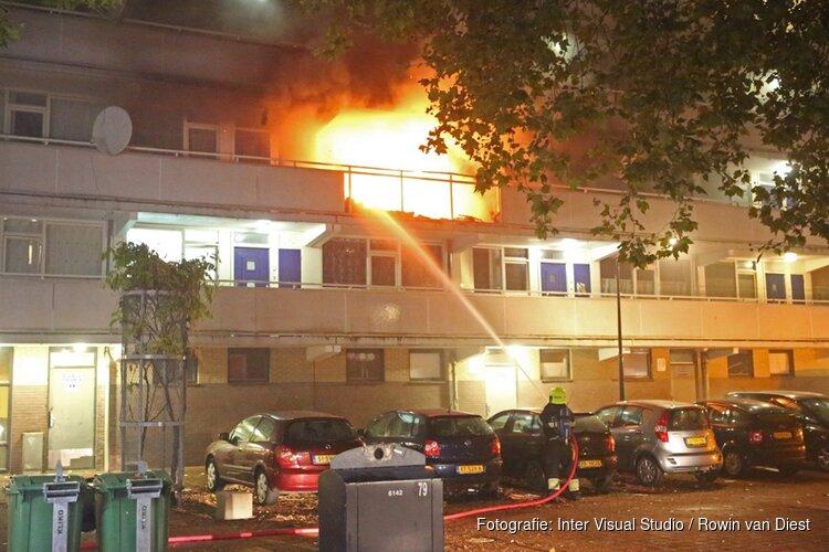 OM bevestigt: slachtoffer Haarlemse flatbrand is zwangere vrouw