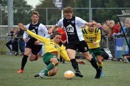 Kolping Boys en FC Uitgeest geven elkaar niets toe