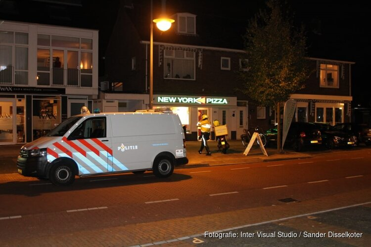 Overval op New York Pizza Heemskerk
