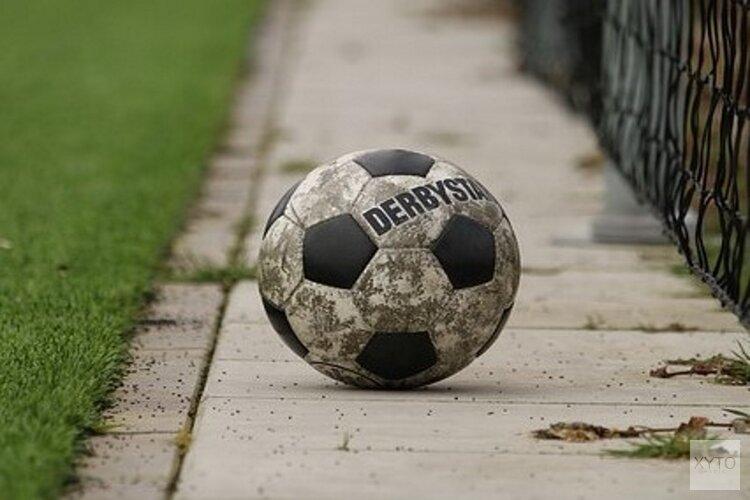 FC Uitgeest nipt onderuit in Hoofddorp