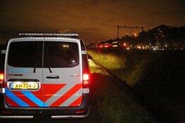 Treinverkeer Haarlem-Amsterdam plat door aanrijding bij Halfweg