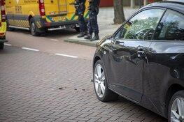 Fietsster gewond na aanrijding met auto op de Italielaan